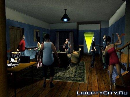 Вечеринка в доме Карла v2