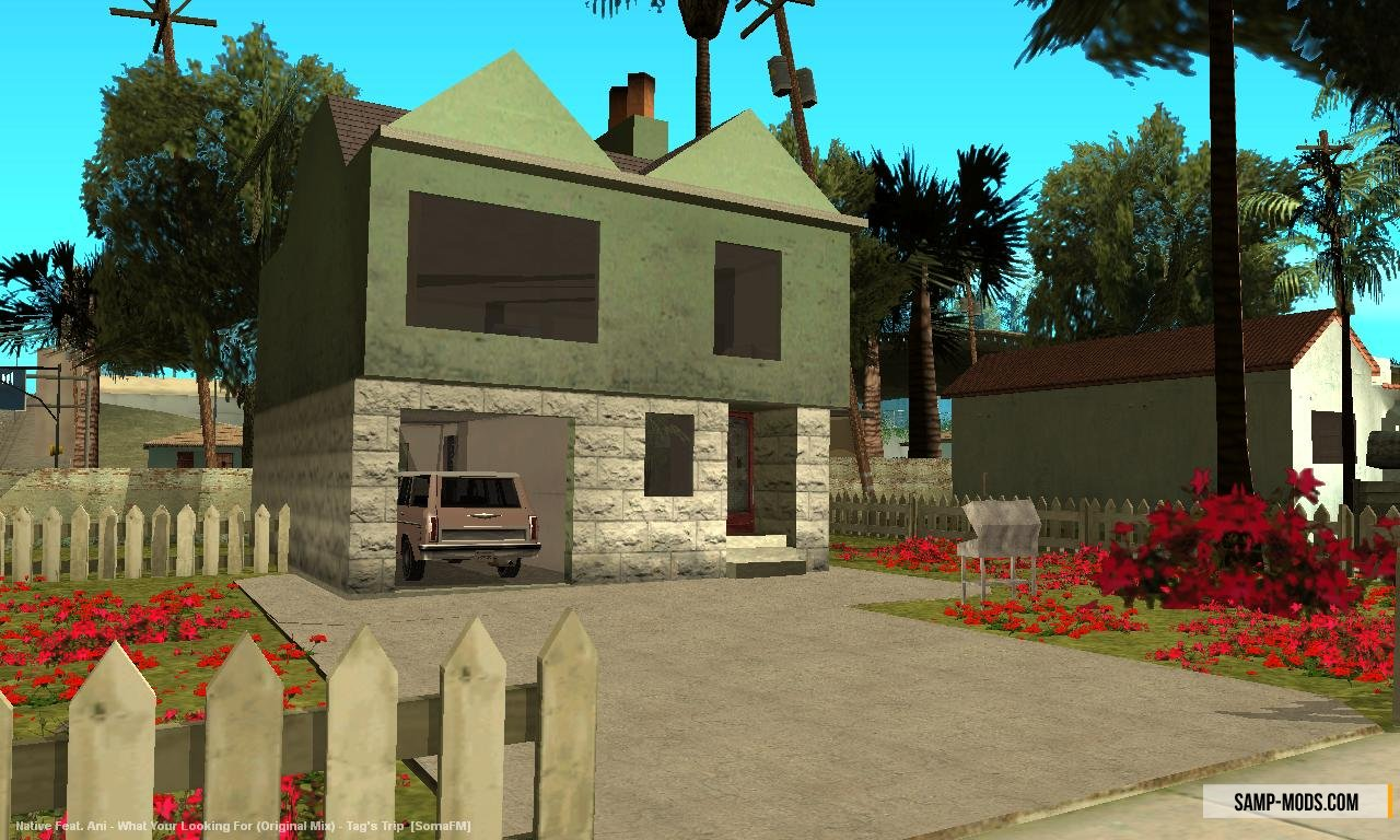 Samp интерьер домов