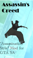 "Assassin's Creed ""Assassination Style"" Mod for GTA SA"