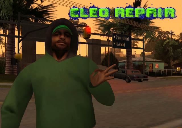 Папку Cleo Для Samp 0.3Z
