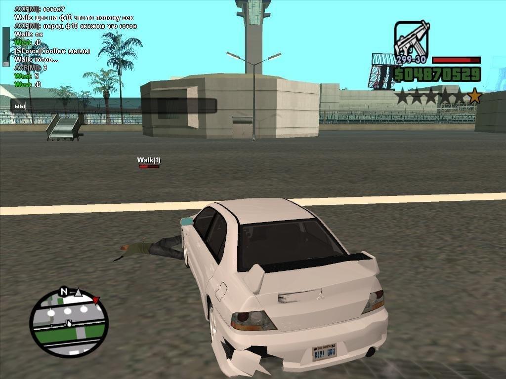 Скачать SAMP z - САМП бесплатно для GTA: San Andreas