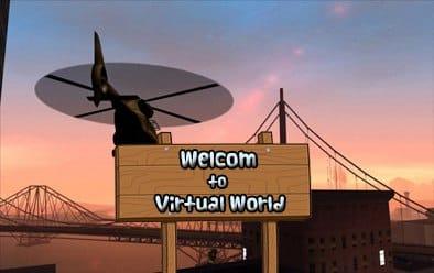 Готовый сервер VirtualWorlD (Mysql)